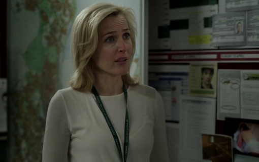 Stella Gibson en The Fall