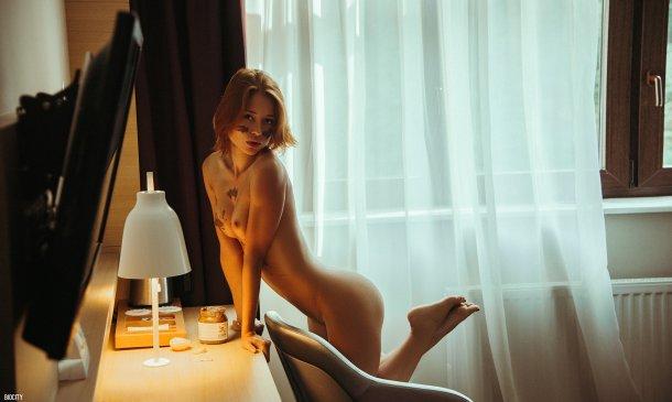 Biocity Monte (Pasha Karpenko) 500px fotografia mulheres modelos russas sensuais nuas fetiche comida nutella