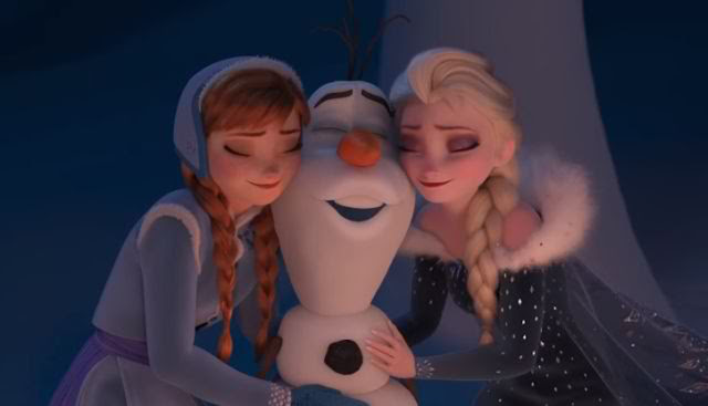 Coco and Olaf's Frozen Adventure