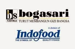 Logo PT. Indofood Sukses Makmur Divisi Bogasari