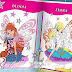 New coloring pages Winx Club Tynix & Butterflix!
