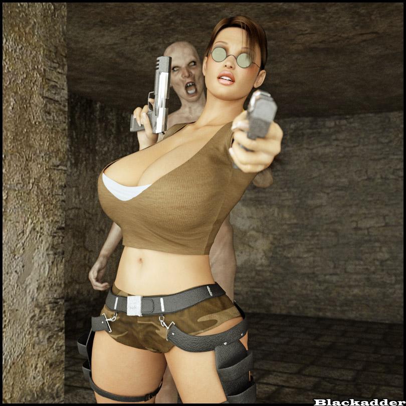 lara croft cosplay porn