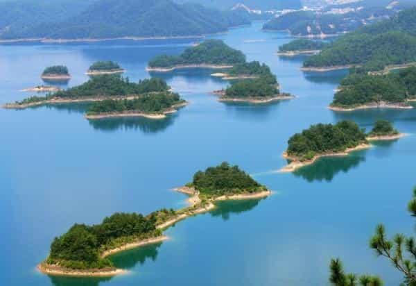 Qiadao: Η λίμνη με τα 1078 νησιά