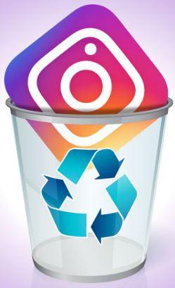 cara menghapus instagram permanen