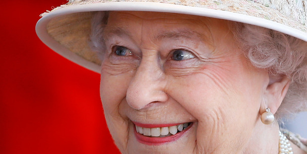 Britain's Queen Elizabeth II may be too ill to attend church on New Year's Day