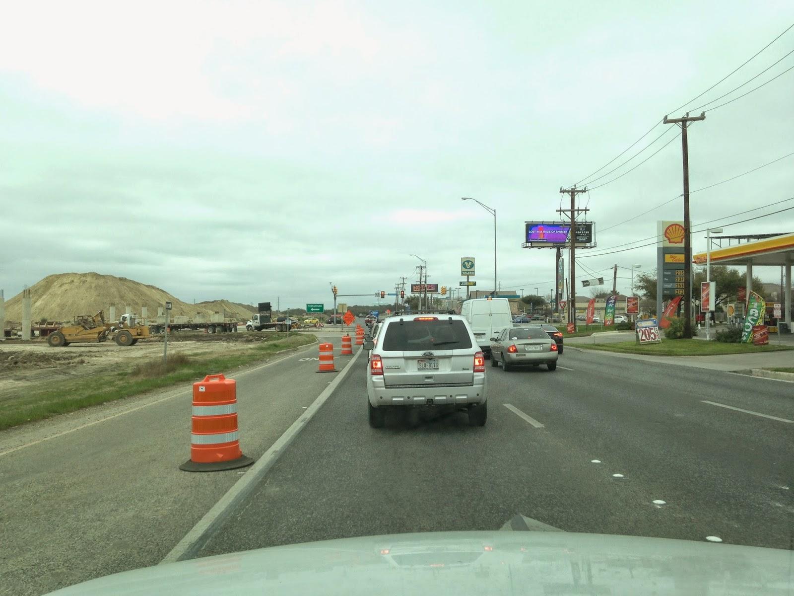 Go Ahead!: Loop 1604 development - the fuss near Braun Rd