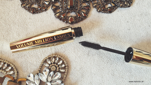 Volume Million Lashes - Schwarz