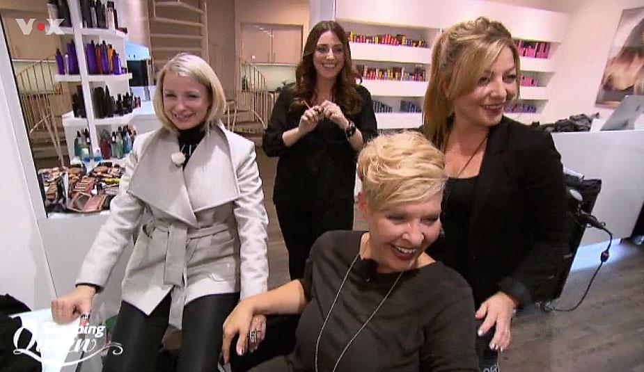 Shopping Queen Erneut Zu Gast Bei Marcel Michels Ihr Friseur In