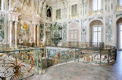 Interior Palacio Augustusburg