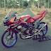 Modifikasi Motor Ninja RR Drag Kenceng Banget