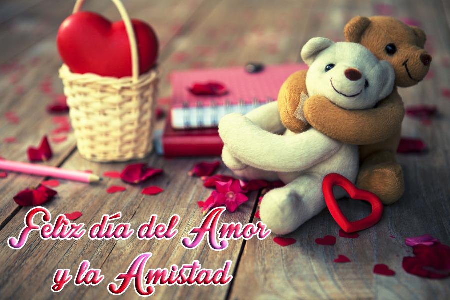 Postal del día de San Valentín