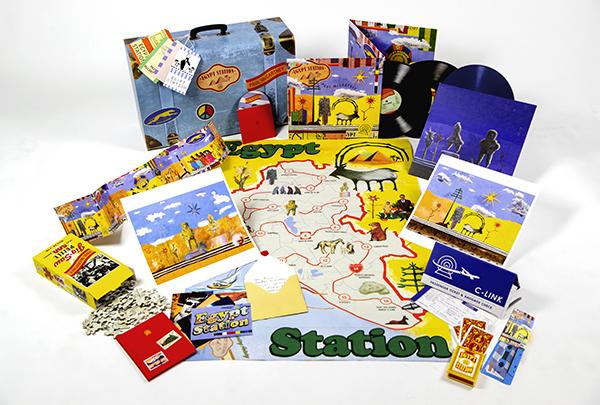 """The Beatles Polska: Płyta Egypt Station w """"wersji podróżnej"""""""