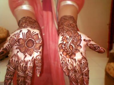 Bridal Henna Designs, Indian Pakistani Mehendi Designs for Brides