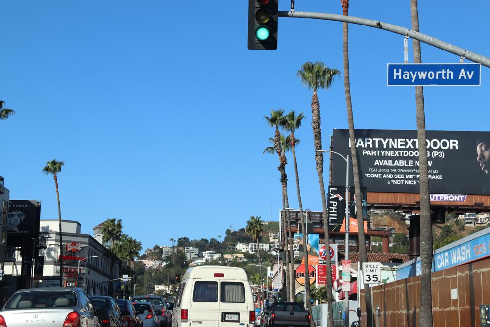 Los Angeles -vinkit autoiluun pähkinänkuoressa 1
