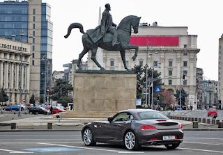 Bucarest Rumanía, Destino de bajo presupuesto