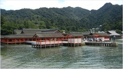 ศาลเจ้าอิซึคุชิมะ (Itsukushima Shrine)