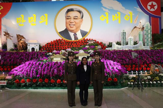 Begini Rasanya Bekerja Sebagai Diplomat di Korea Utara
