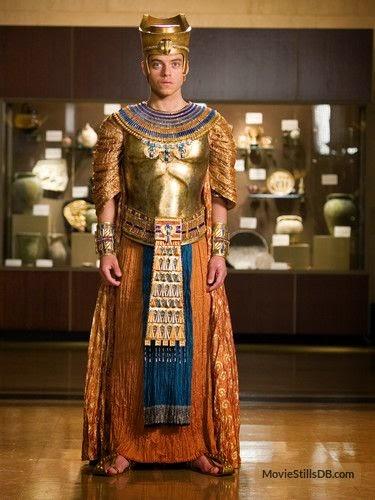 Faraó Ahkmenrah em uma noite no museu 3