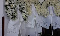 Αγρίνιο: Οδύνη και σπαραγμός στην κηδεία του σμηνίτη Λεωνίδα Ζαχαράκη (φωτο)