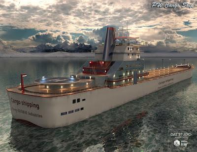 PW Cargo Ship