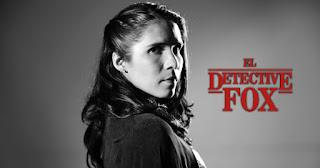 Poster 4 El Detective Fox