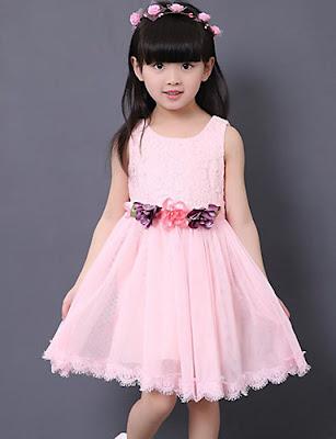 Ideas de Vestidos de gala para niñas Sencillos
