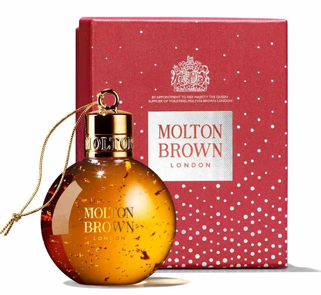 Molton Brown Christmas Bauble Gift