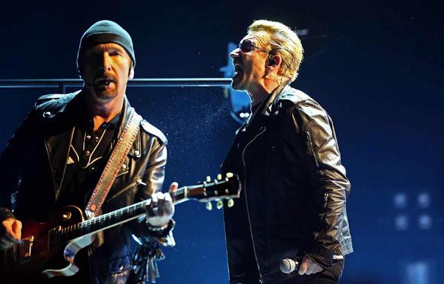 U2 (Palau Sant Jordi)