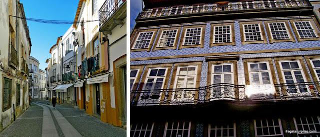 Portugal: fachadas de Évora e Cidade do Porto