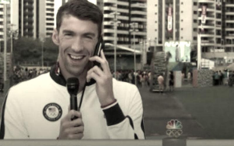 televisión en los Juegos Olímpicos
