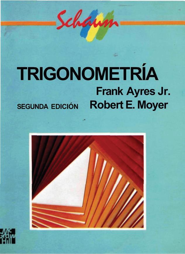 Trigonometría, 2da Edición – Frank Ayres Jr.