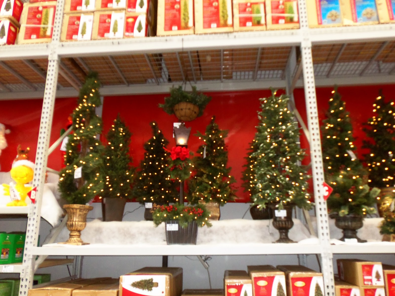 Christmas Stampin' All Year Long: Christmas At Lowe's And