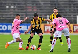 Peñarol vs El Tanque Sisley