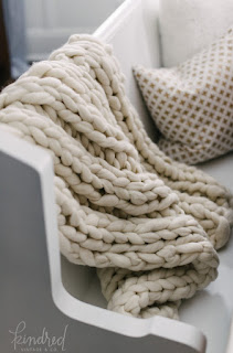 chunky knit couch throw blanket from colorways gallery