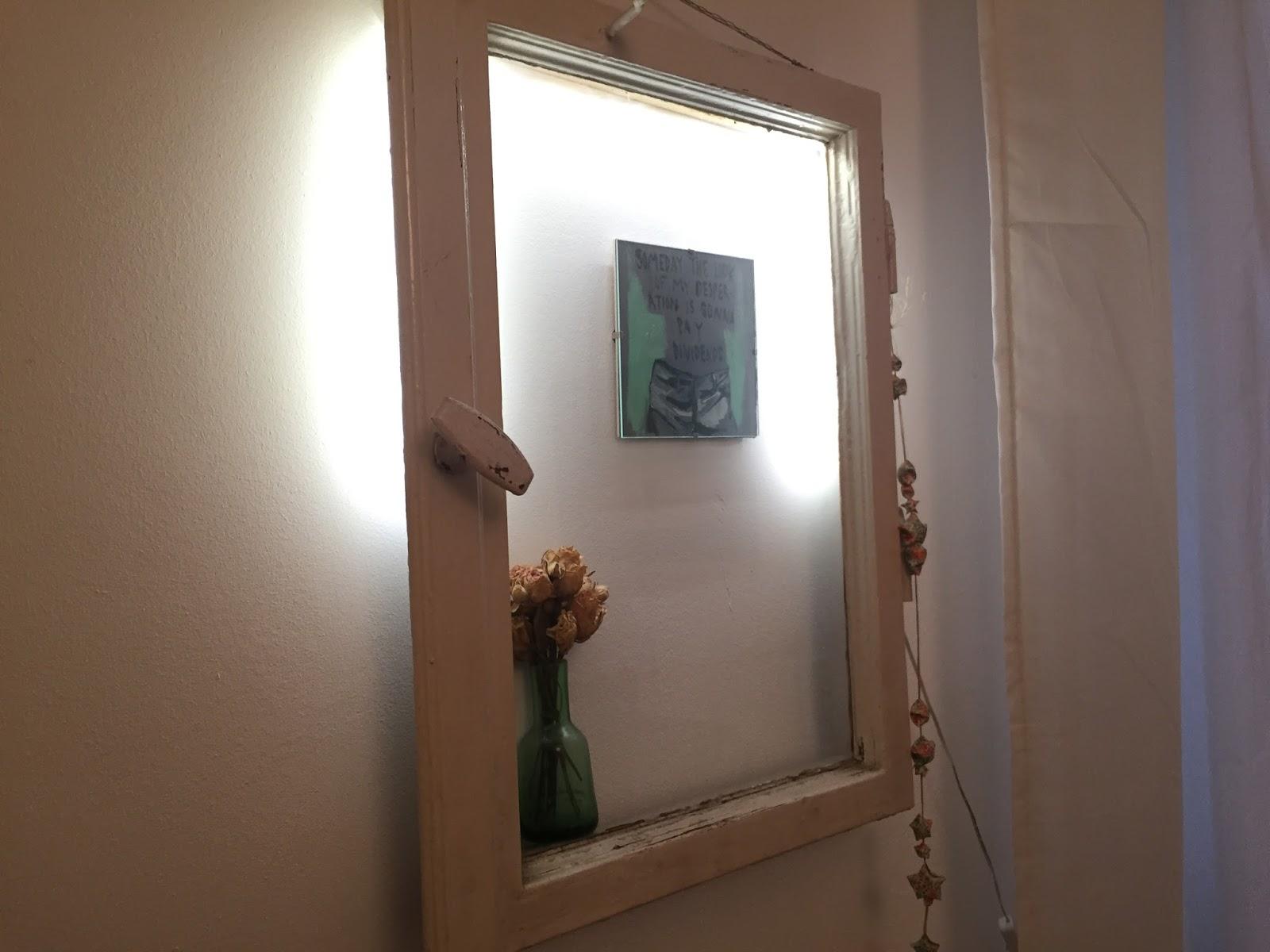 Altes Fenster Deko DIY - Meiliese
