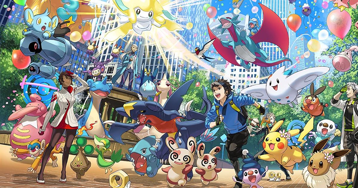 Pokemon Go Has Made $3 Billion In Lifetime Gross Revenue