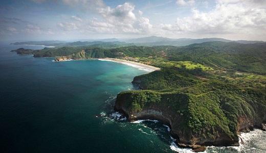 Nikaragua doğa manzarası