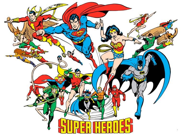 1982 DC Comics Style Guideby Jose Luis Garcia-Lopez.