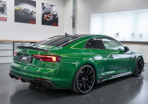 Audi RS5-R preparados por ABT Mauro Zárate