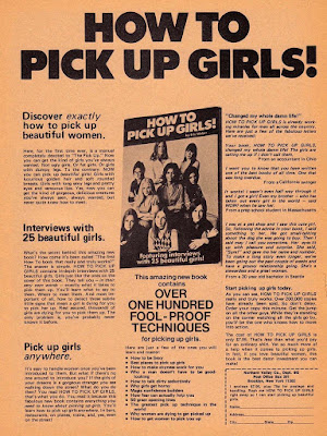 How to Pick Up Girls - book