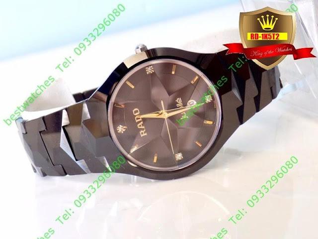 Đồng hồ Rado dây đá ceramic RD 1K5T2