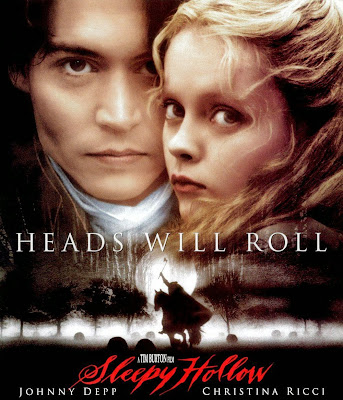 Poster Of Sleepy Hollow 1999 In Hindi Bluray 720P Free Download