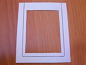 Поделки - самоделки: Фото рамка своими руками