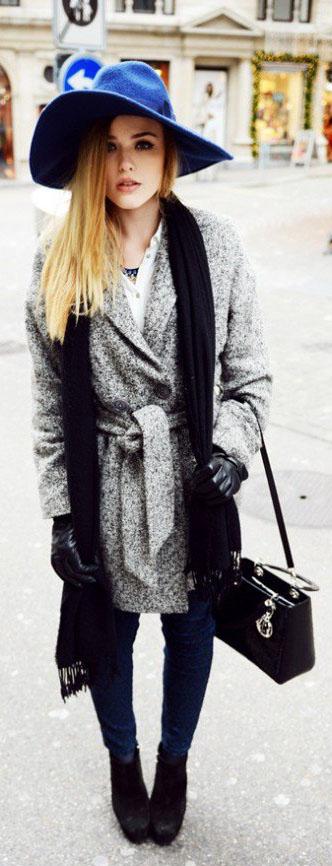 Latest Winter Street Fashion Ideas 2018 #streetfashion #winter