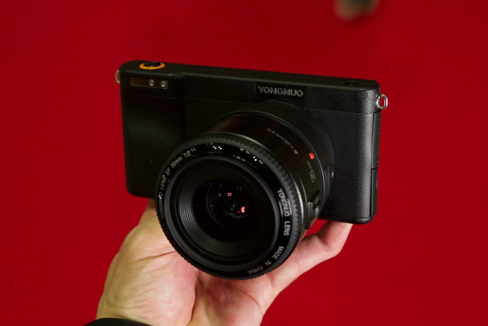 Камера Yongnuo YN450