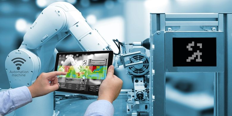 Revolusi Industri 4.0 dan Tantangan yang Dihadapi Oleh Para Perusahaan