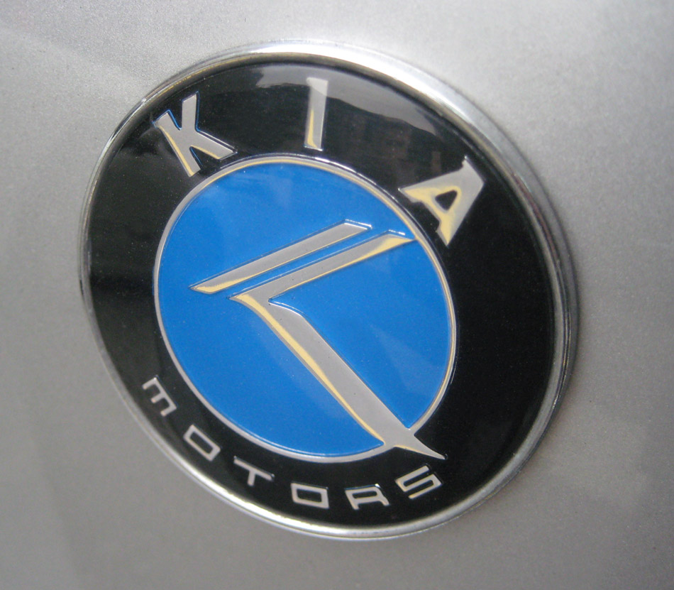 Car Brands Starting With P >> History of All Logos: All Kia Logos
