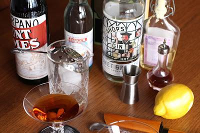 cocktail classique années 30