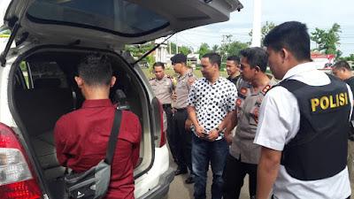 Mobil Dufi Ditemukan di Lampung Utara, Polres Serahkan ke Polsek Kelapa Nunggal Polres Bogor
