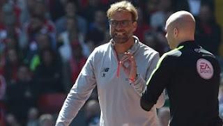 Liverpool vs Southampton Imbang 0-0